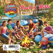 Splash Canyon: Rock 'n' Riffs Music Passalong CD & DVD