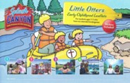 Splash Canyon: Little Otters Early Childhood Leaflets and Stickers