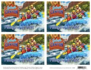 Splash Canyon: Otter Come to VBS Postcards