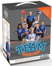 MEGA Sports Camp: TEAM Spirit Starter Kit - My Healthy Church VBS 2018