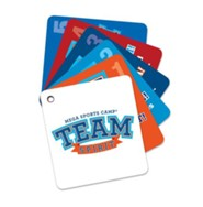 MEGA Sports Camp TEAM Spirit: Theme Keepers (pkg of 5)