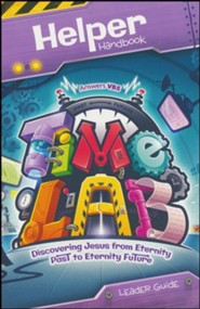 Time Lab: Helper Handbooks (pkg. of 10)