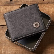 Strong & Courageous, Wallet