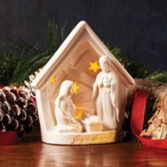 Nativities that Light Up