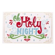 Oh Holy Night, Pass Cards, Pack of 25