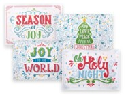 Christmas Placemats, Pack of 20