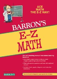 Barron's E-Z Math, 5th Edition