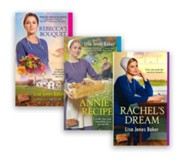 Hope Chest of Dreams Series, Volumes 1-3