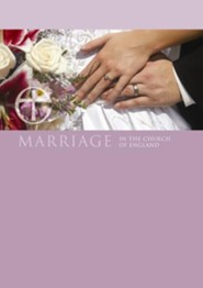 Your Marriage in the Church of England Guide for couples