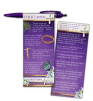 Christ Is Risen Pull-Out Banner Pen