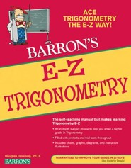 Barron's E-Z Trigonometry, 4th Edition