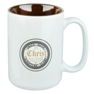 In Christ Alone Mug