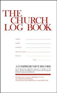 The Church Log Book (pages only)  -