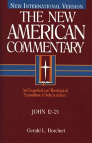 John 12-21: New American Commentary [NAC]