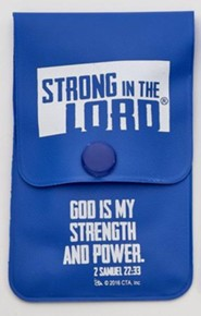 God Is My Strength and Power Men's Manicure Set