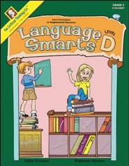 Language Smarts Book D (Grade 3)
