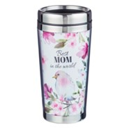 Best Mom in the World Travel Mug