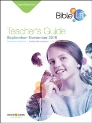 Bible-in-Life: Upper Elementary Teacher's Guide, Fall 2018