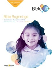 Bible-in-Life: Early Elementary Bible Beginnings (Student Book), Fall 2018