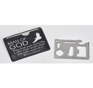 Man of God, Multi-Tool with Case