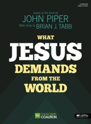 What Jesus Demands from the World, Workbook