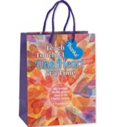 Teachers Touch Eternity Gift Bag & Gift Tag