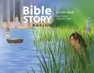 Bible Story Basics: Class Pack, Fall 2020 - Summer 2021