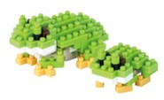 Nanoblock Mini, Tree Frog