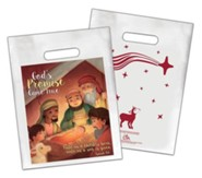 Goodie Bag: God's Promise Came True, Pack of 12