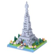 Nanoblock Sights To See, Rives De La Seine