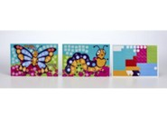 New Life in Jesus Butterfly Mosaic Sticker Craft Kit
