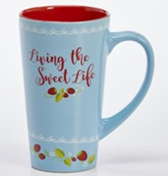 Living the Sweet Life Mug
