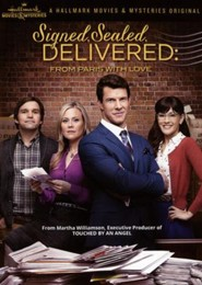 Signed, Sealed, Delivered: From Paris with Love, DVD