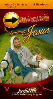 Learning from Jesus Youth 2 (Grades 10-12) Direction (Student Handout)
