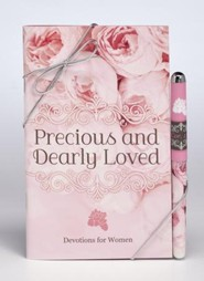 Precious and Dearly Loved Devotion Book & Pen Set