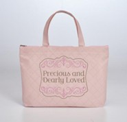 Precious and Dearly Loved Tote Bag
