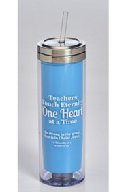 Teachers Touch Eternity Stainless Steel Tumbler