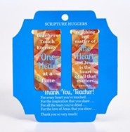 Teachers Touch Eternity Magnetic Page Huggers, Set of 2