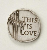 This Is Love Pocket Coin & Card