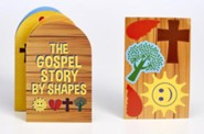 The Gospel Story By Shapes Accordion-Fold Booklet