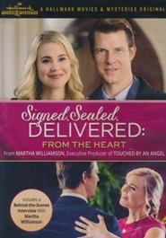 Signed, Sealed, Delivered: From the Heart, DVD