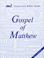 Matthew, Book 3 (Lessons 21-30)