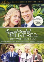 Signed, Sealed, Delivered: Lost Without You, DVD