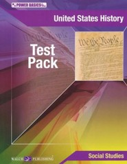 Power Basics United States History Tests