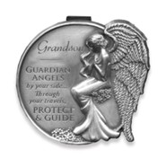 Guardian Angel Visor Clip, Grandson