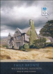 Wuthering Heights, Unabridged Audiobook on MP3 with eBook