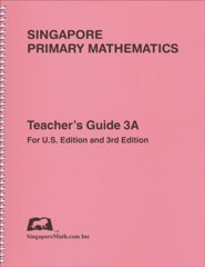 Singapore Math: Primary Math Teacher's Guide 3A