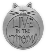 Live In the Meow, Visor Clip