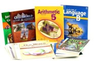 Abeka Grade 5 Homeschool Child Full-Grade Kit