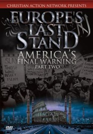 Europe's Last Stand: America's Final Warning Part 2, DVD
